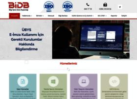 bidb.comu.edu.tr