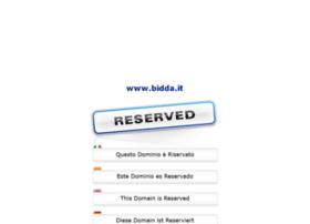 bidda.it