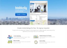 biddenly.com