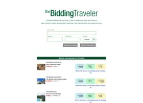 biddingtraveler.com