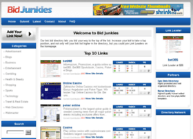 bidjunkies.com