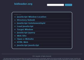 bidleader.org