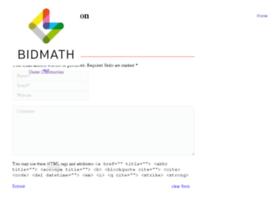 bidmath.appspot.com