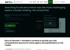 bidprime.com