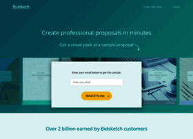 bidsketch.com
