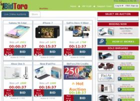 bidtoro.com