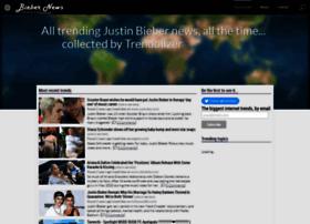 bieber.trendolizer.com