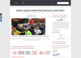 biegiemradom.pl