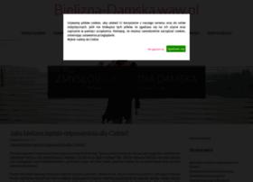bielizna-damska.waw.pl