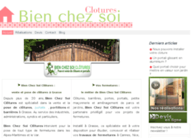 bien-chez-soi-clotures.com