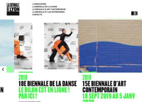 biennale-de-lyon.org