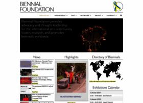 biennialfoundation.org