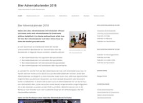 bier-adventskalender.info