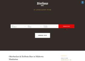 bierhausnyc.com