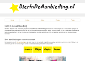 bierindeaanbieding.nl
