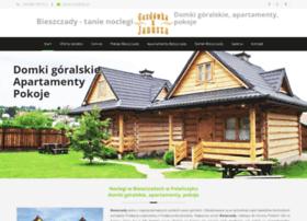 bieszczady-tanie-noclegi.pl