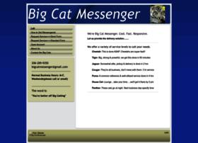 big-cat-messenger.com