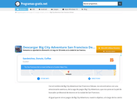 big-city-adventure-san-francisco-deluxe.programas-gratis.net