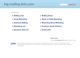 big-mailing-lists.com