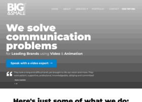 bigandsmallproductions.com.au