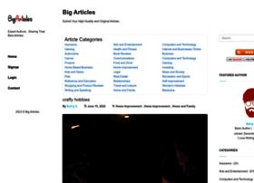 bigarticles.com