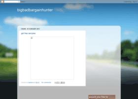 bigbargainhunter.blogspot.co.uk