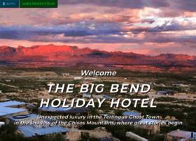 bigbendholidayhotel.com