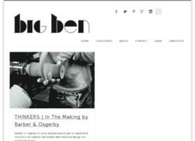 bigbenzine.com