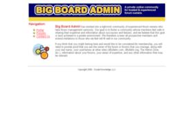 bigboardadmin.com