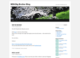 bigbrotherblog.spaces.live.com