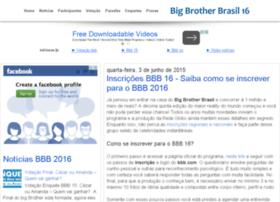 bigbrotherdobrasil.com.br