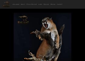 bigcattaxidermy.com