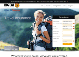 bigcattravelinsurance.com