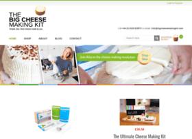 bigcheesemakingkit.com