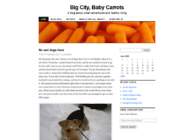 bigcitybabycarrots.wordpress.com