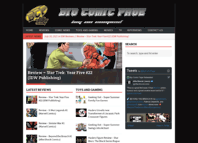 bigcomicpage.com