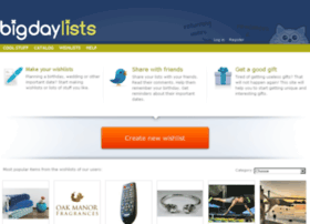 bigdaylists.com