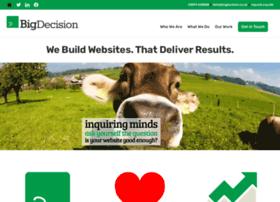 bigdecision.co.uk