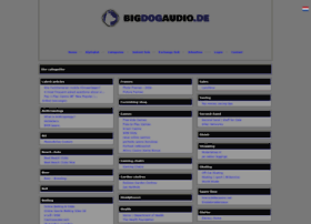 bigdogaudio.de