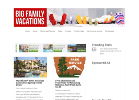 bigfamilyvacations.com