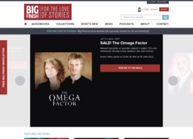 bigfinish.com