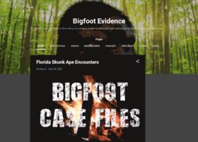 bigfootevidence.blogspot.ca