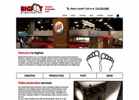 bigfootproductions.com