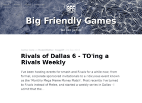 bigfriendlygames.net