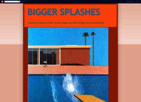 biggersplashes.blogspot.com