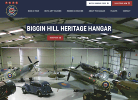 bigginhillheritagehangar.co.uk