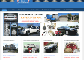 biggovernmentauctions.org