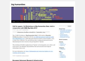 bighumanities.net