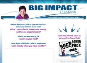 bigimpactspeaking.com