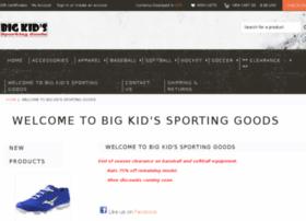 bigkidssportinggoods.com